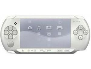 Sony PSP E1008 Street White