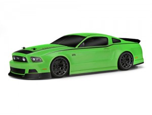 HPI E10 Ford Mustang RTR 2014