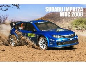 MST XXX SUBARU IMPREZA WRC 2008