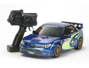 Tamiya XBS Impreza WRC07