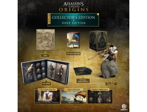 Assassin's Creed Origins GODS Collector's Edition