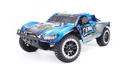 Радиоуправляемый Шорт-корс трак Remo Hobby 9EMU Racing