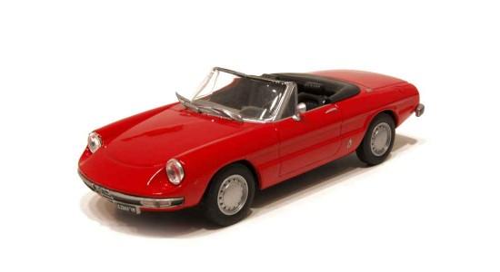 Масштабная модель Alfa Romeo 1300 Junior Spider 1970