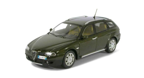 Масштабная модель Alfa Romeo 156 Crosswagon 2004