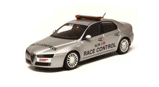 Масштабная модель Alfa Romeo 159 Race Control 2006