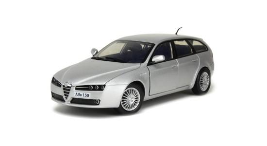 Масштабная модель Alfa Romeo 159 SW 2007