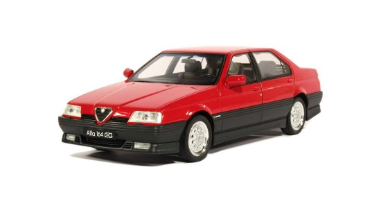 Масштабная модель Alfa Romeo 164 3.0 V6 Q4 1993