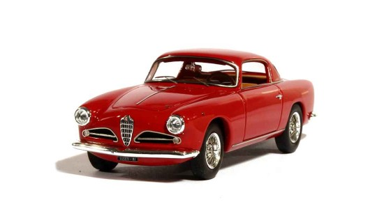 Масштабная модель Alfa Romeo 1900 CSS Touring 1956