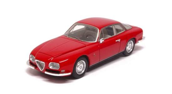 Масштабная модель Alfa Romeo 2600 SZ Coupé 1967
