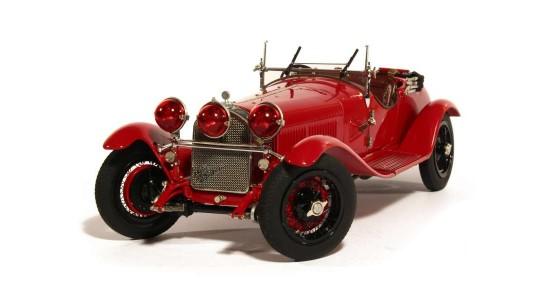 Масштабная модель Alfa Romeo 6C 1750 GS 1930