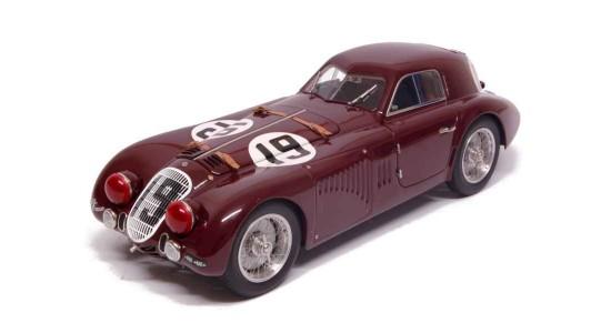 Масштабная модель Alfa Romeo 8C 2900B Le Mans 1938