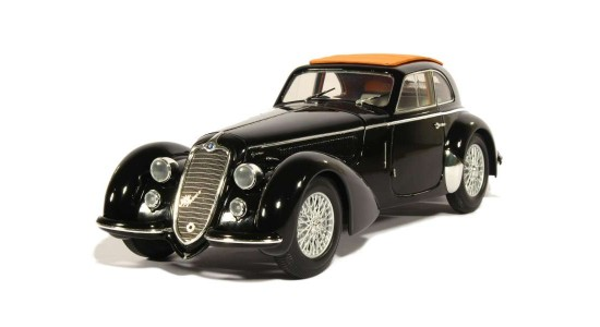 Масштабная модель Alfa Romeo 8C 2900B Longo 1938