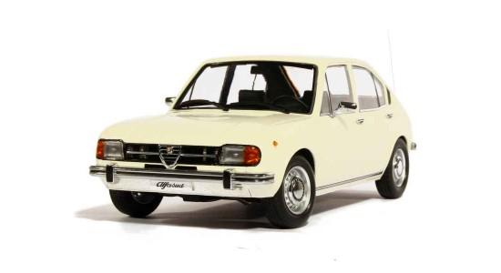 Масштабная модель Alfa Romeo Alfasud 1.3 1972
