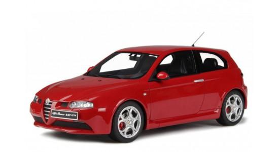Масштабная модель Alfa Romeo 147 GTA