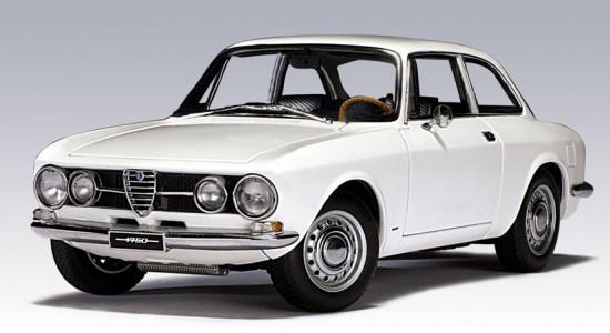 Масштабная модель Alfa Romeo 1750 GTV 1967