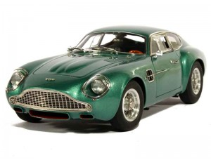 Aston Martin DB 4 GT Zagato 1961