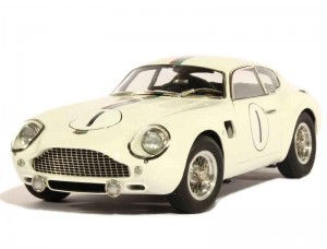 Aston Martin DB 4 GT Zagato Le Mans 1961