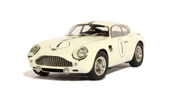 Масштабная модель Aston Martin DB 4 GT Zagato Le Mans 1961