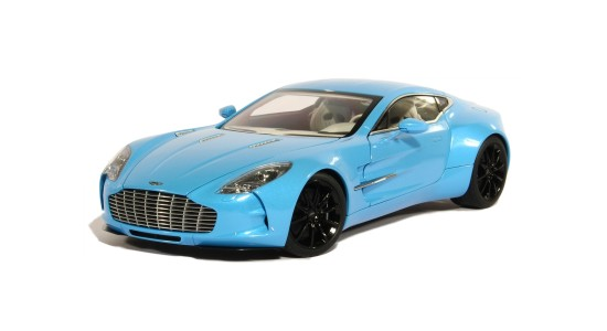 Масштабная модель Aston Martin One-77 2009