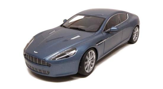 Масштабная модель Aston Martin Rapide 2010