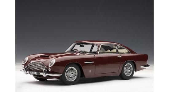 Масштабная модель Aston Martin DB5 1963