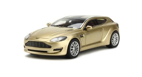 Масштабная модель Aston Martin Jet 2 Concept Bertone 2013