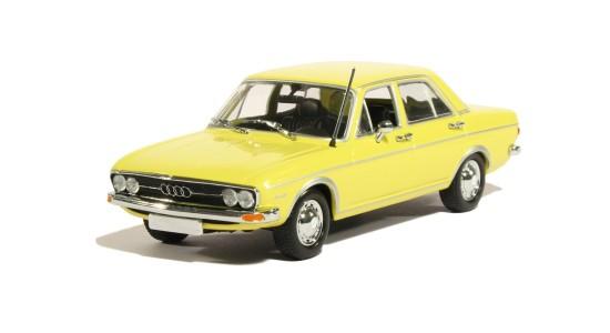 Масштабная модель Audi 100 1969