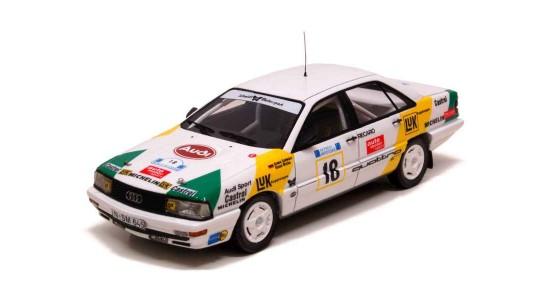 Масштабная модель Audi 200 Quattro Acropolis Rally 1989
