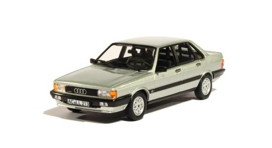 Масштабная модель Audi 80 Quattro 1982