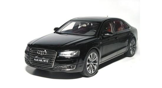 Масштабная модель Audi A8L W12 2014