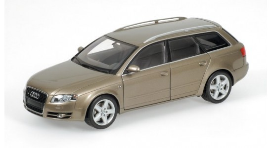 Масштабная модель Audi A4 Avant 2005