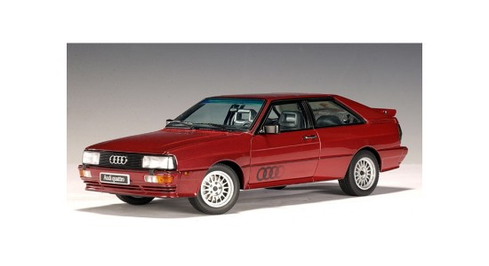 Масштабная модель Audi Quattro LWB 1988