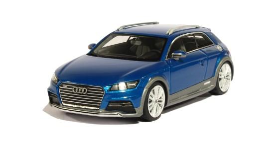 Масштабная модель Audi All Road Shooting Brake Concept 2014