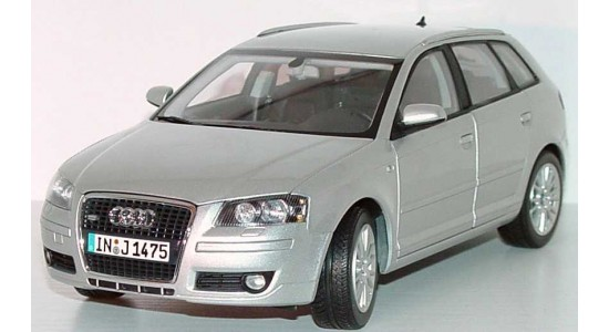 Масштабная модель Audi A3 Sportback