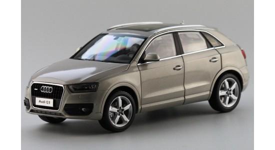 Масштабная модель Audi Q3 2013