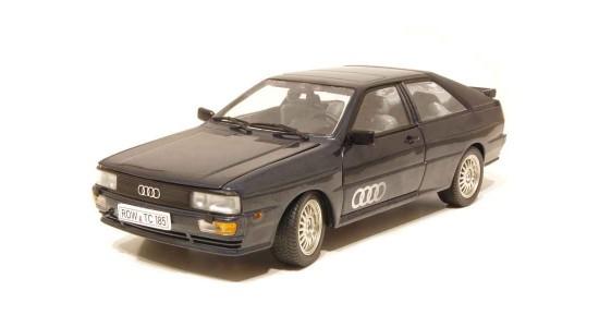 Масштабная модель Audi Quattro 1981