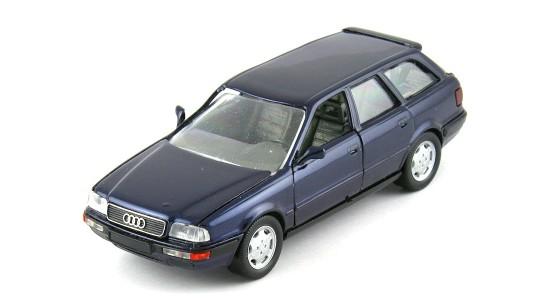 Масштабная модель Audi 80 Avant B4