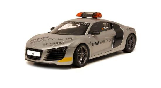 Масштабная модель Audi R8 V8 DTM Safety Car 2008