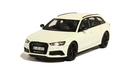 Масштабная модель Audi RS6 Avant Performance 2016