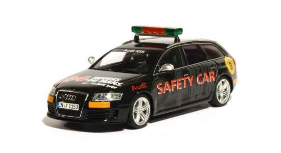 Масштабная модель Audi RS6 Avant Safety Car Le Mans 2009