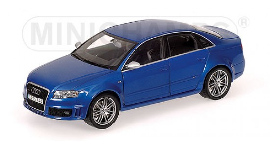 Масштабная модель Audi RS4 2006