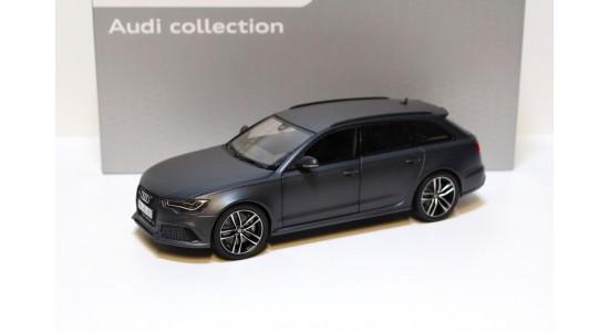 Масштабная модель Audi RS6 Avant 2013