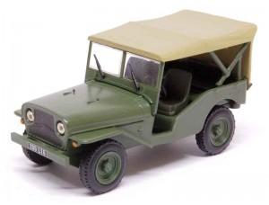 Delahaye Jeep VLR 1949