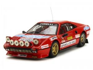 Ferrari 308 GTB Spain Rally 1984