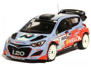Hyundai i20 WRC Rally Antibes 2014