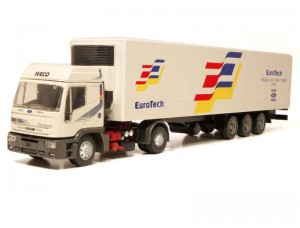 Iveco Eurotech Frigorifique Truck of the Year 1993