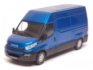 Iveco New Daily Fourgon 2014