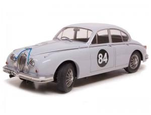 Jaguar MKII Coombs Racing 1962