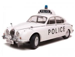 Jaguar MKII Police