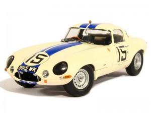 Jaguar Type E Light Weight Le Mans 1963